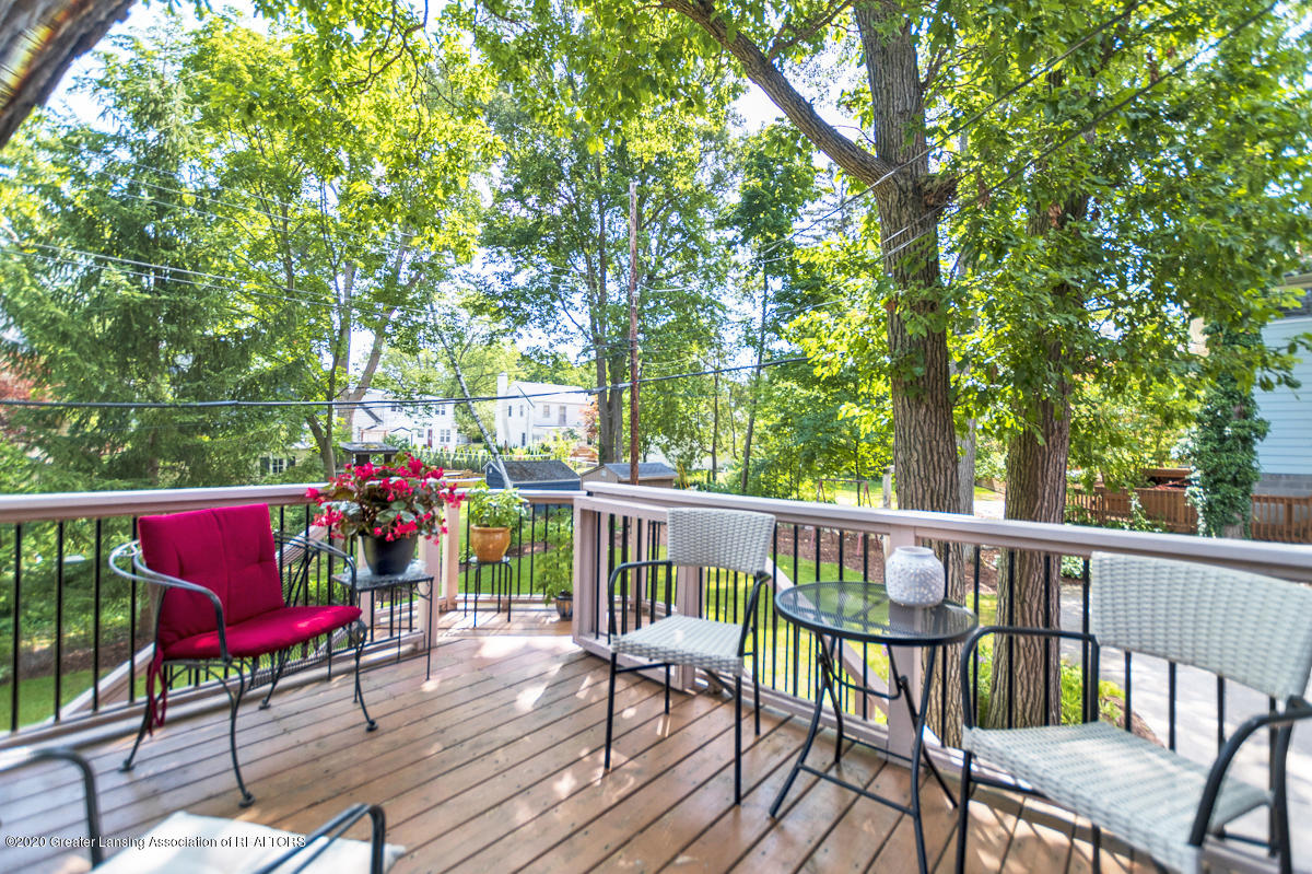 308 Chesterfield Pkwy - Backyard Deck - 27