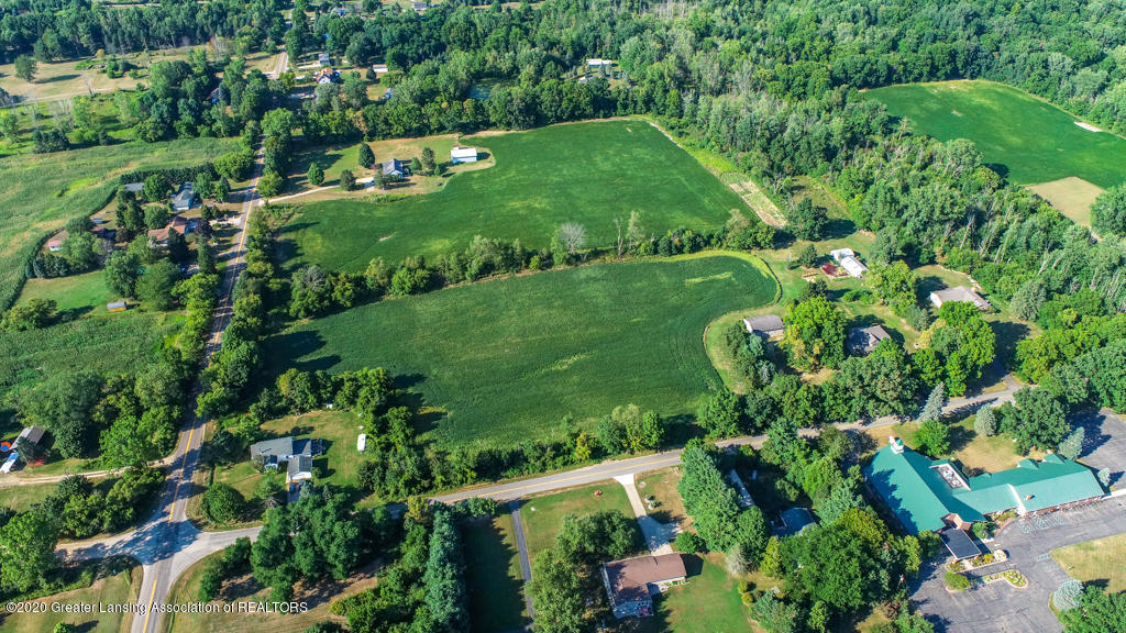 6416 Bunker Rd - Aerial shot of land - 32