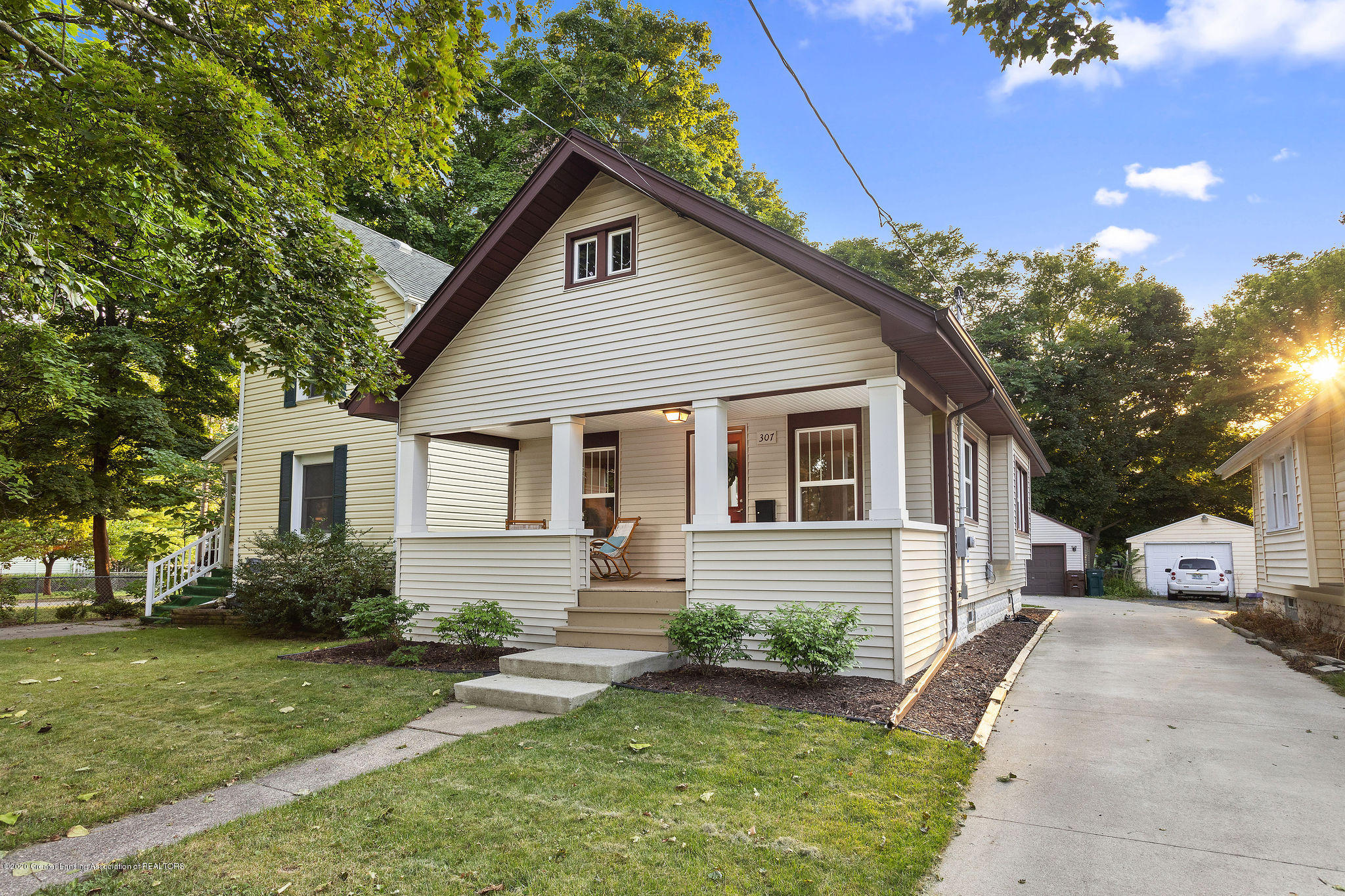 307 N Hayford Ave - Front - 1