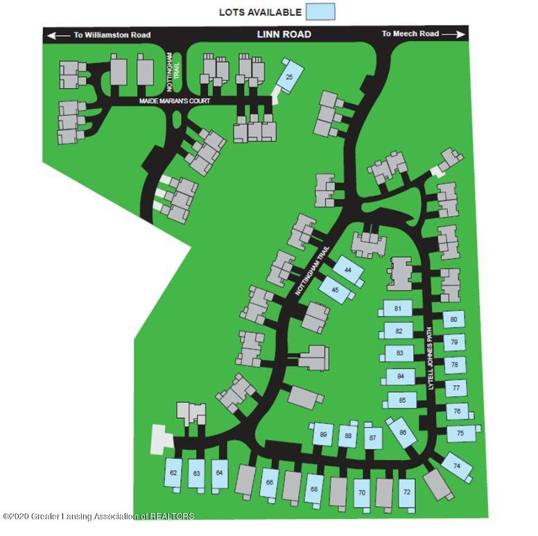 1551 Lytell Johnes Path  - SITE MAP - 2