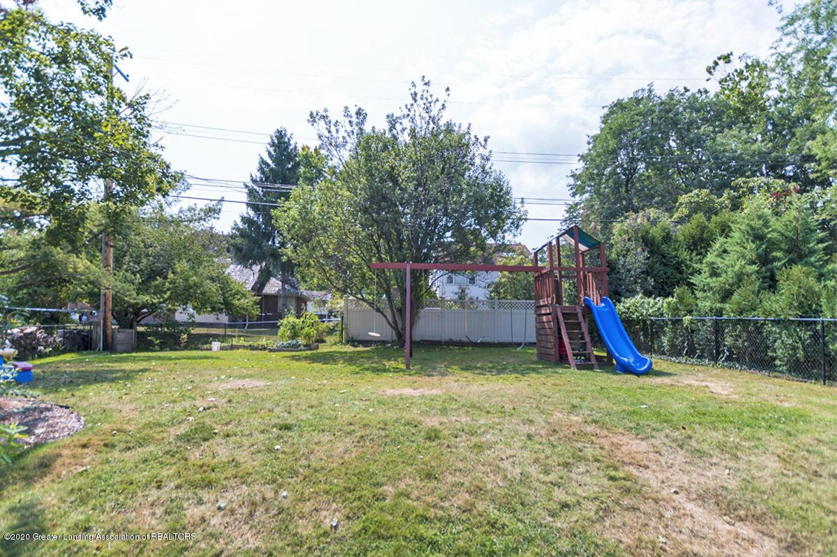 1025 Northlawn Ave - Backyard - 26