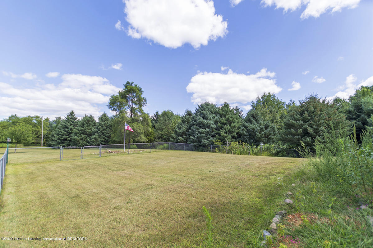 6898 E Spicerville Hwy - Fenced Yard - 22