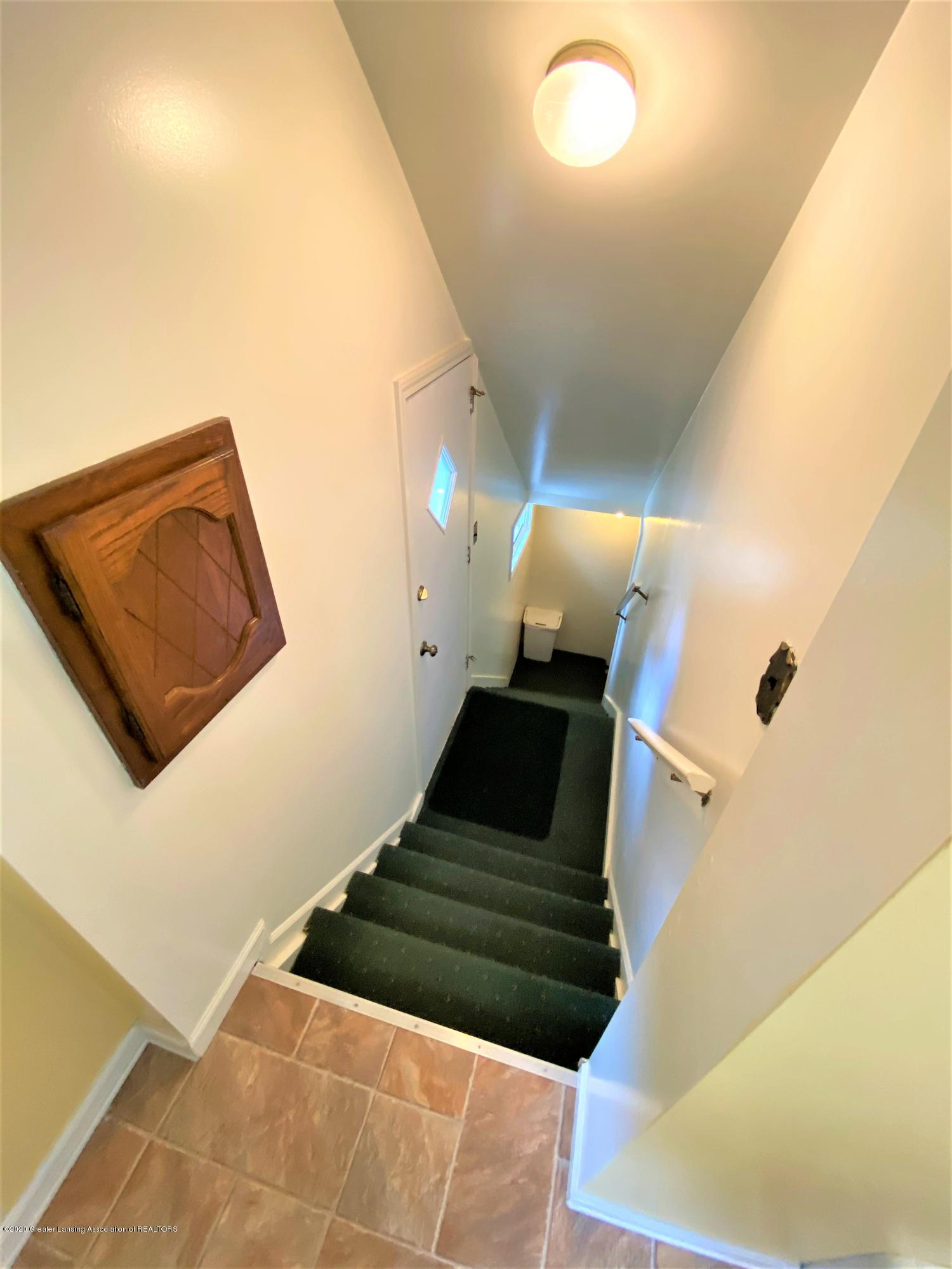 113 S Sheldon St - 27 Stairs to basement - 28