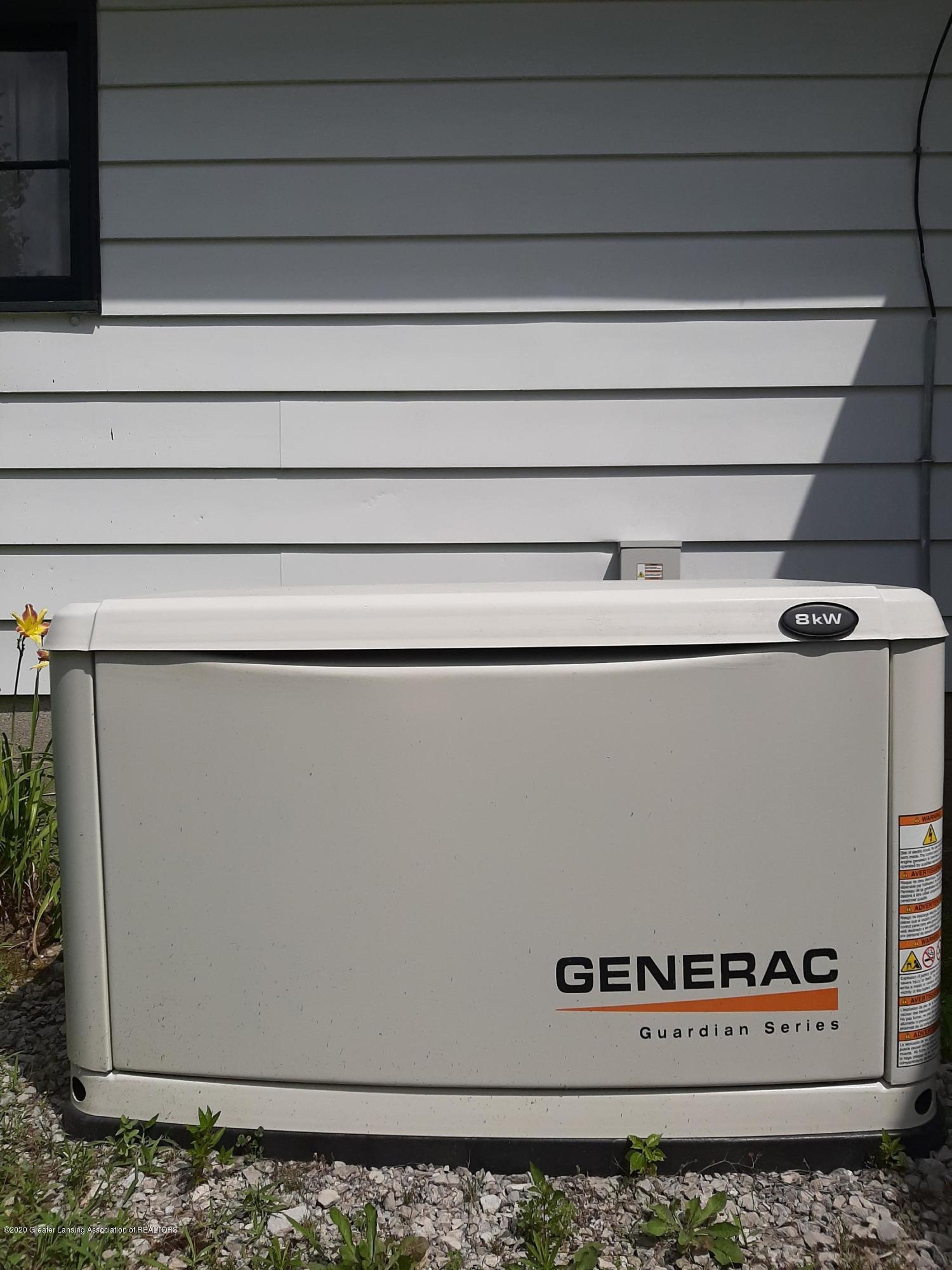 7840 Colby Lake Rd - Generator - 31