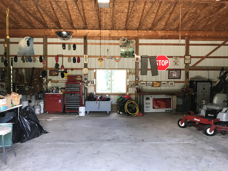 7840 Colby Lake Rd - Pole barn - 28