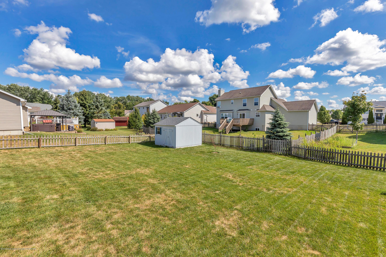 1572 Gander Hill Dr - Back yard - 4