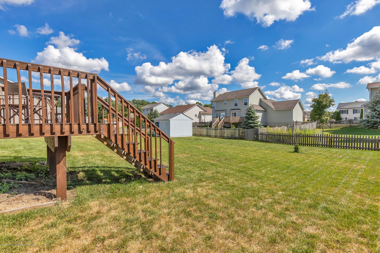 1572 Gander Hill Dr - Back yard - 6