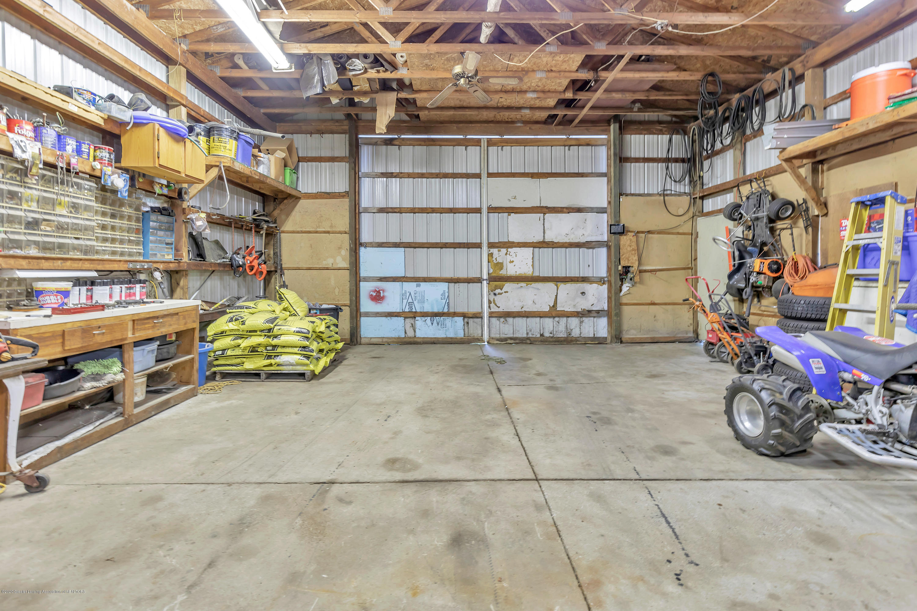 6641 Kingdon Ave - Pole Barn - 35
