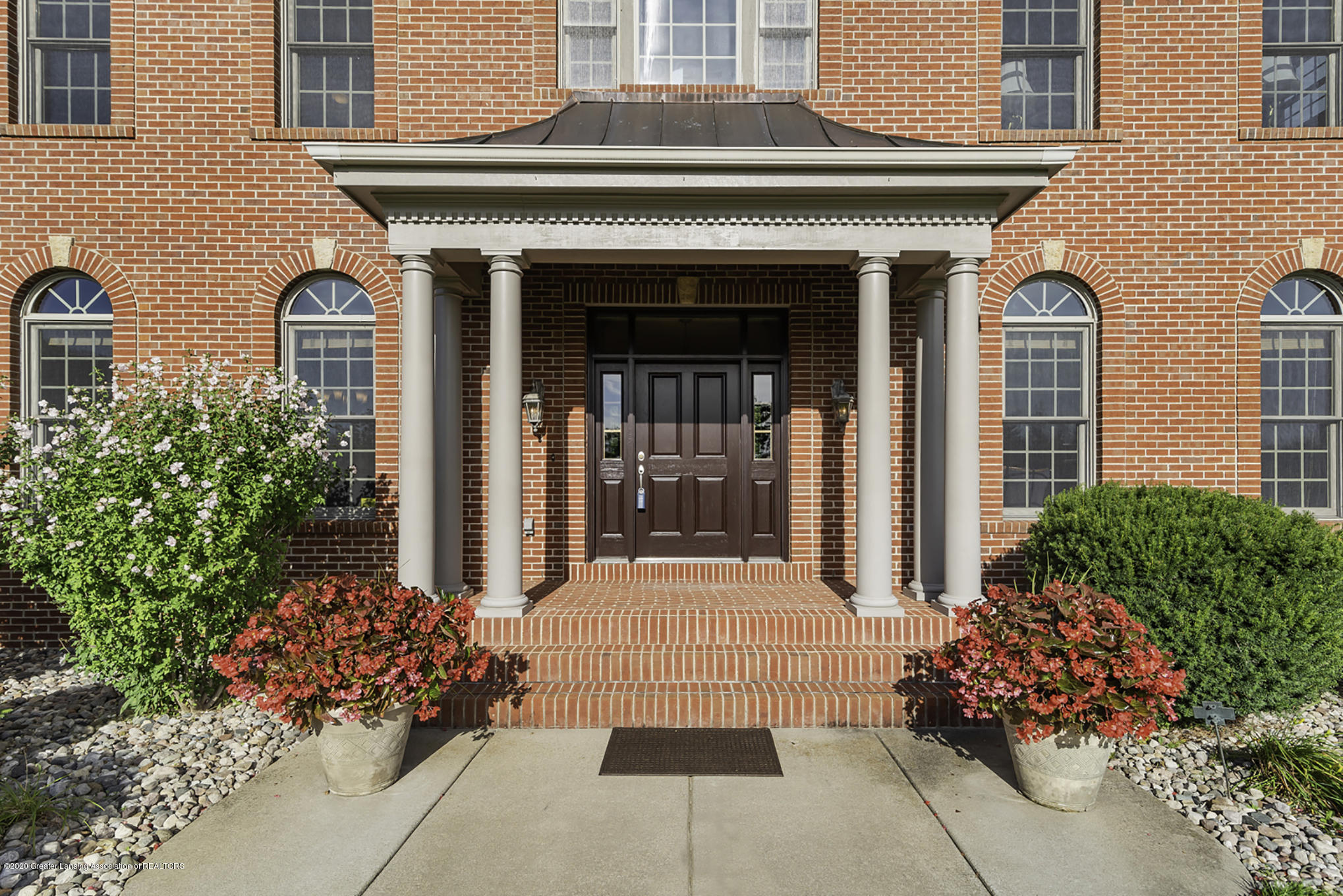 11653 Durham Way - Grand Front Entrance - 4