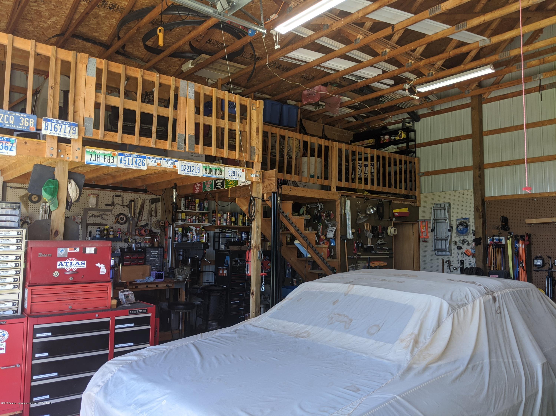 7928 Tyrrell Rd - garage interior - 8