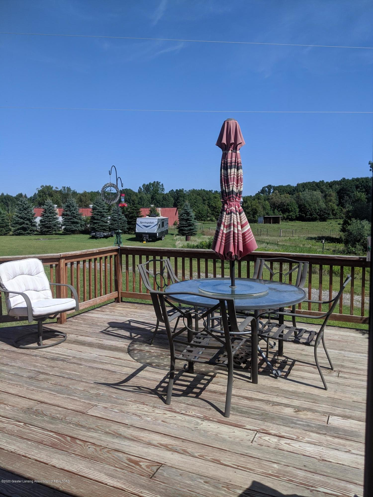 7928 Tyrrell Rd - view from rear deck - 19