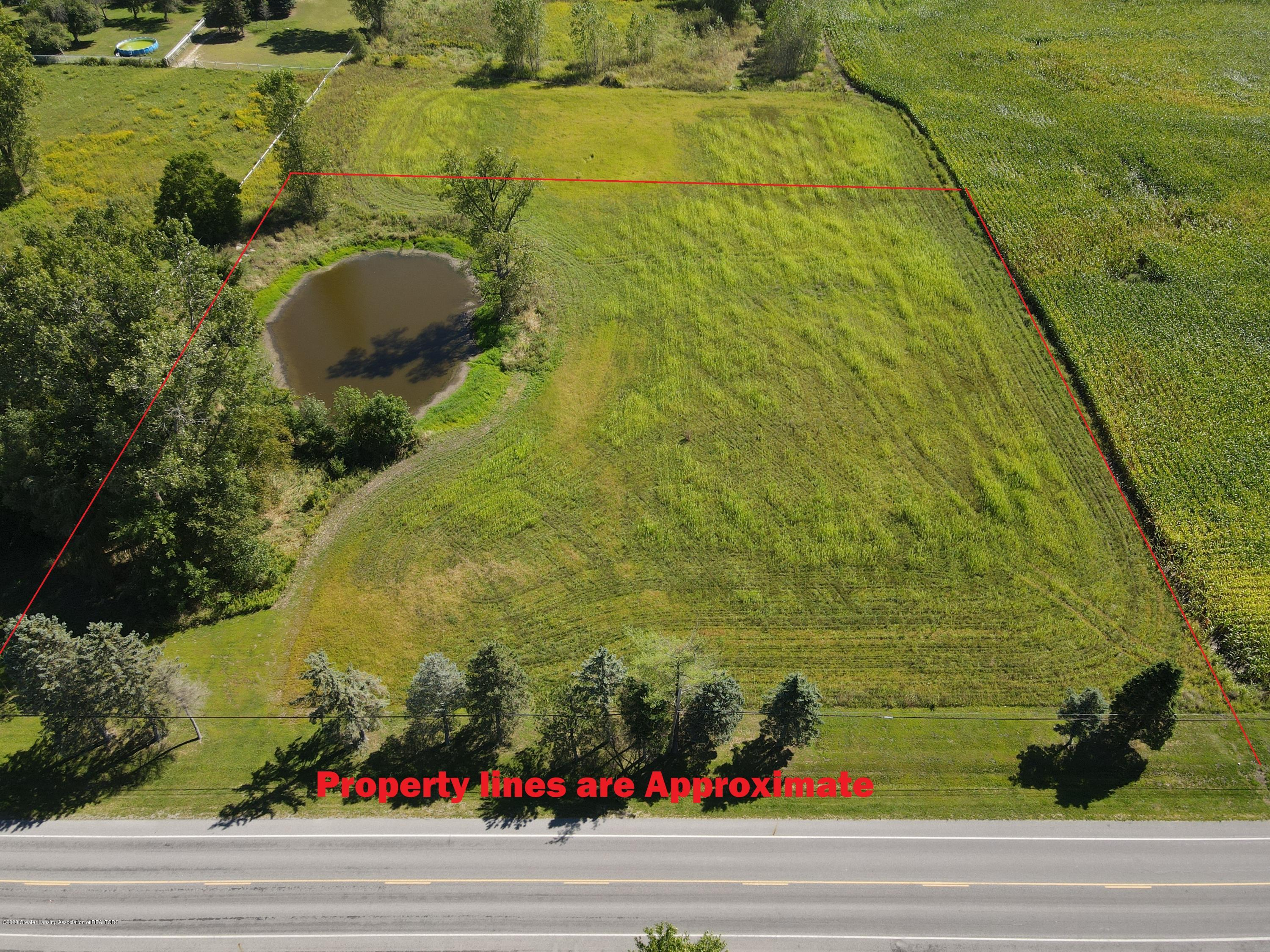 1310 Zimmer Rd - property lines - 1