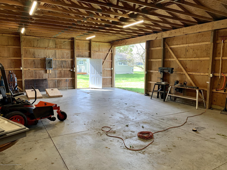 2092 Okemos Rd - Pole barn - 37