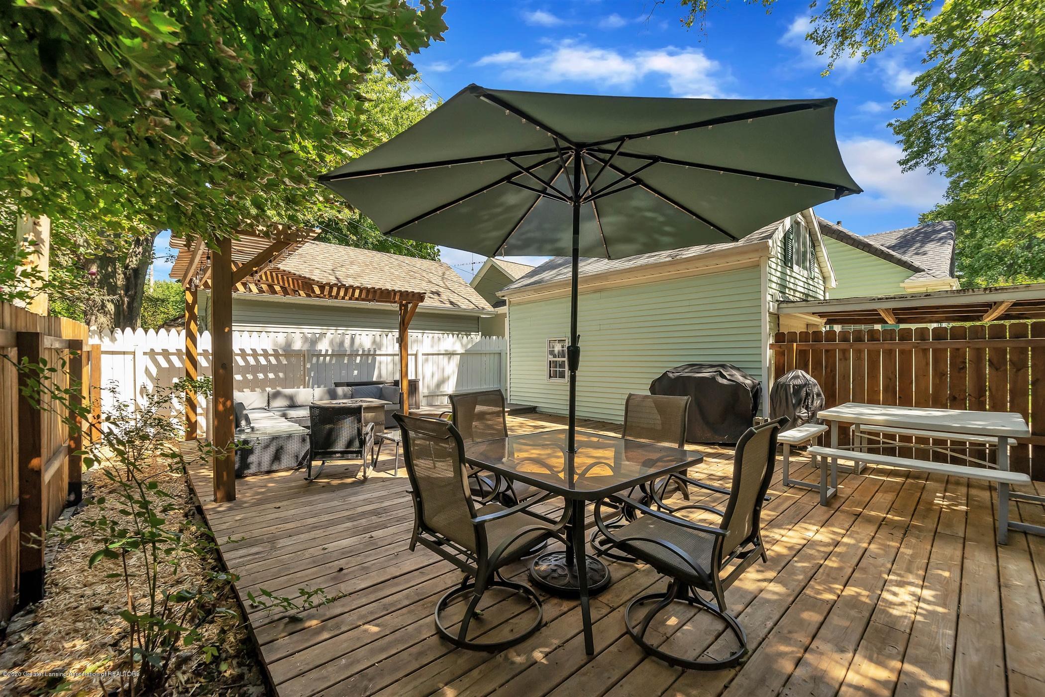 2032 Clifton Ave - (25) EXTERIOR Deck Area - 26