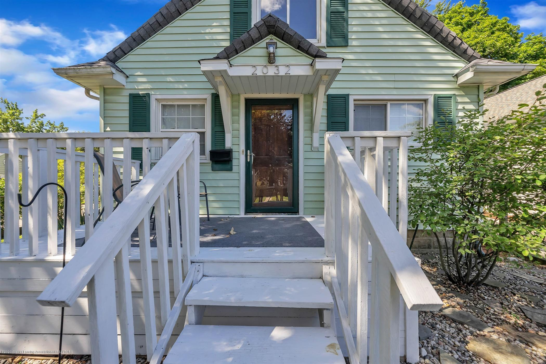 2032 Clifton Ave - (29) EXTERIOR Front Porch - 30
