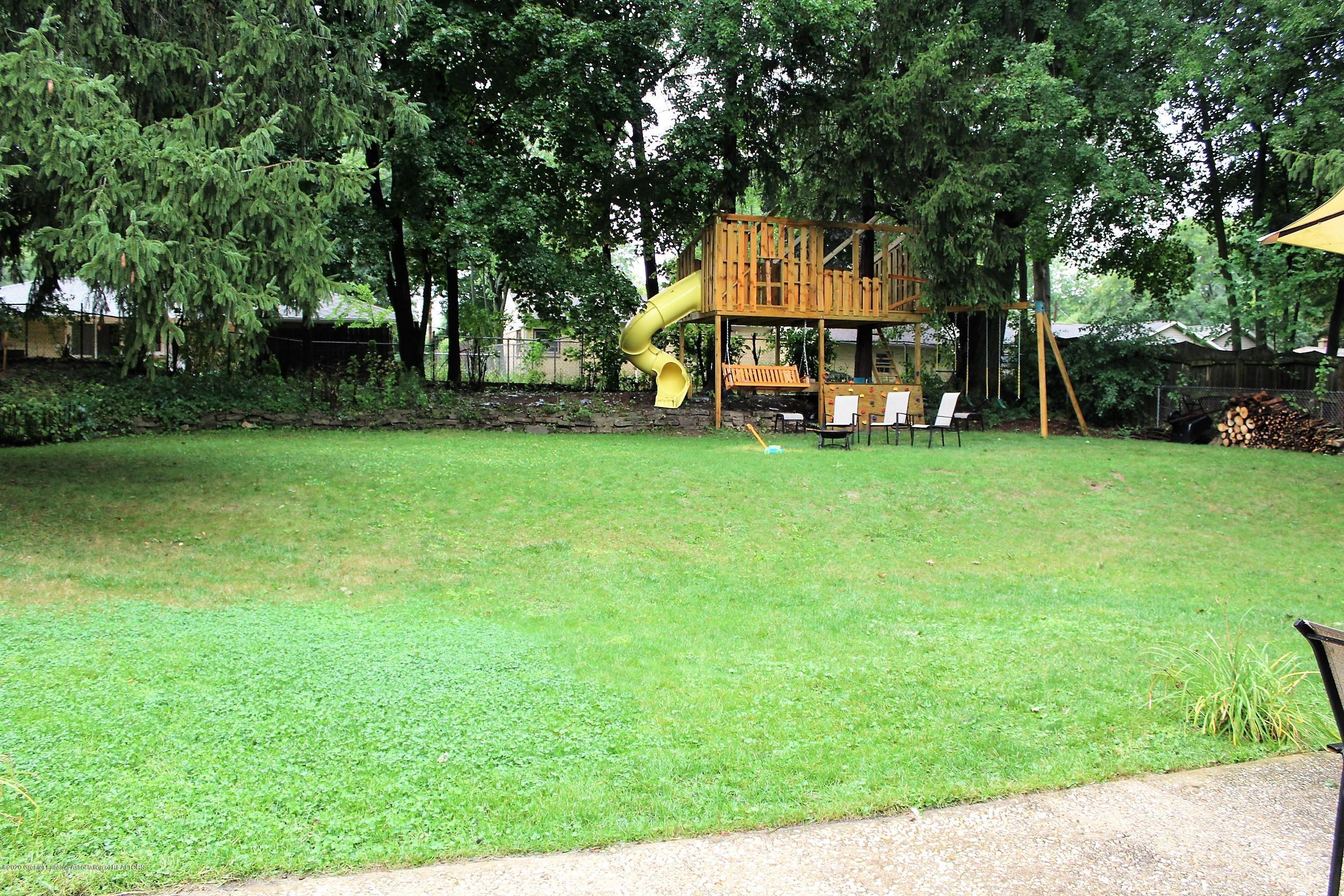 5585 Hallendale Rd - Backyard - 47