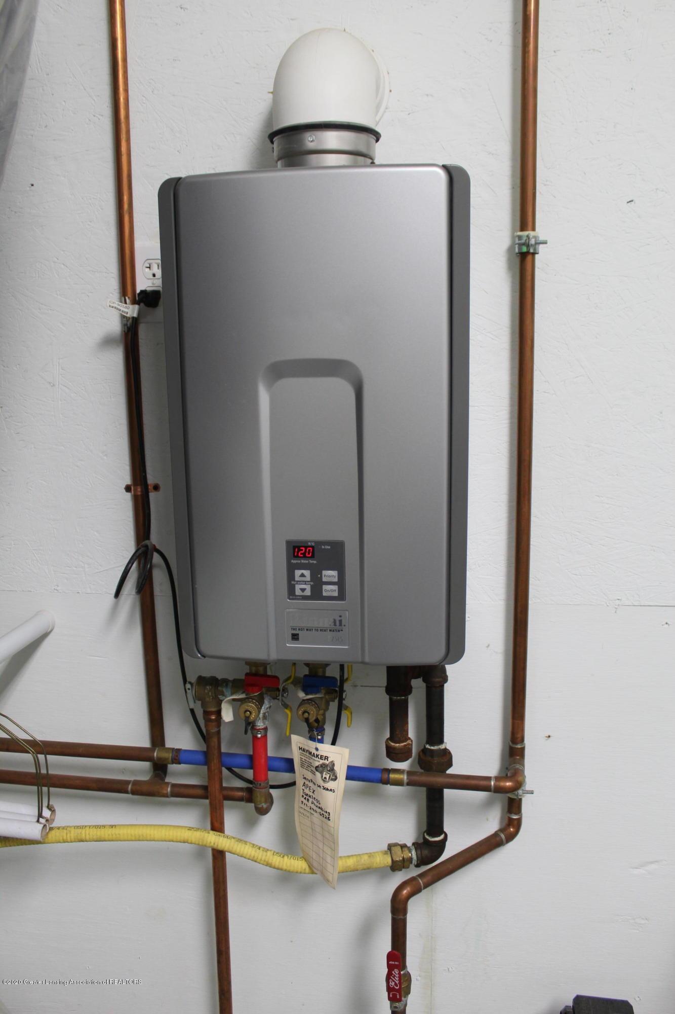 510 N Lansing St - 25 On Demand Water Heater - 25
