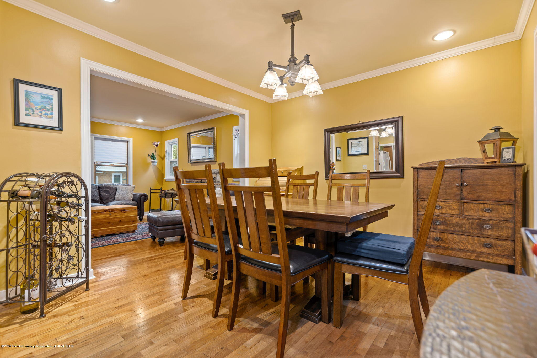 510 Meadowlawn St - Dining Room - 5