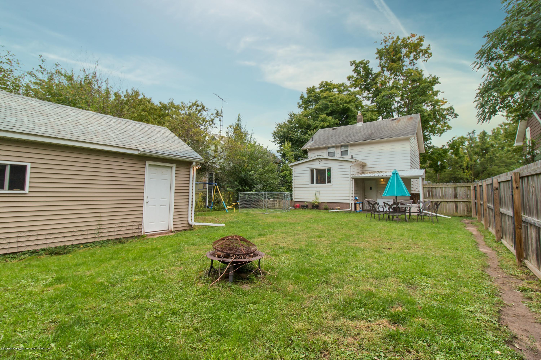 606 Ryan St - backyard - 25