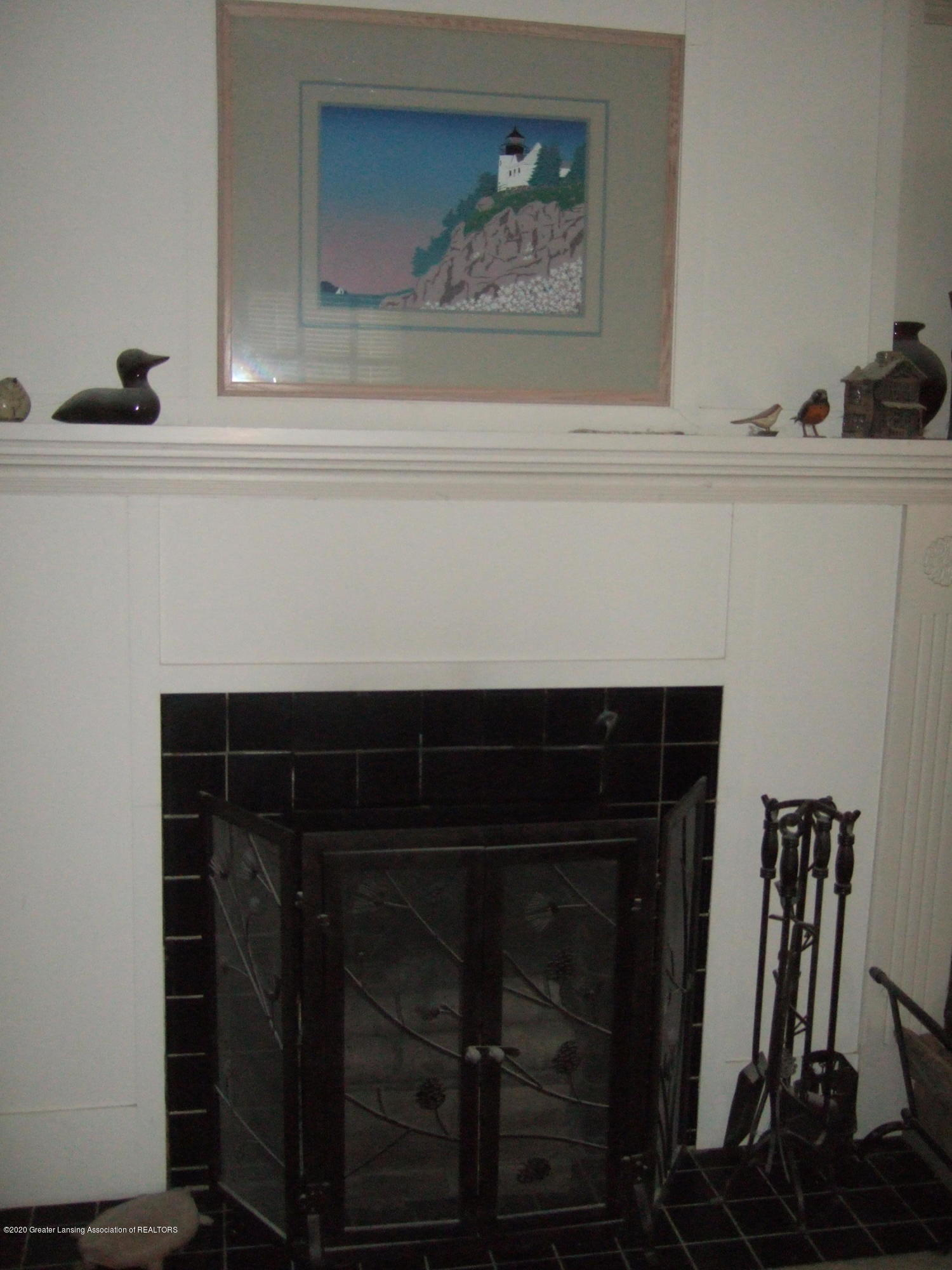 3806 W Willow St - Wood Burning Fireplace - 6