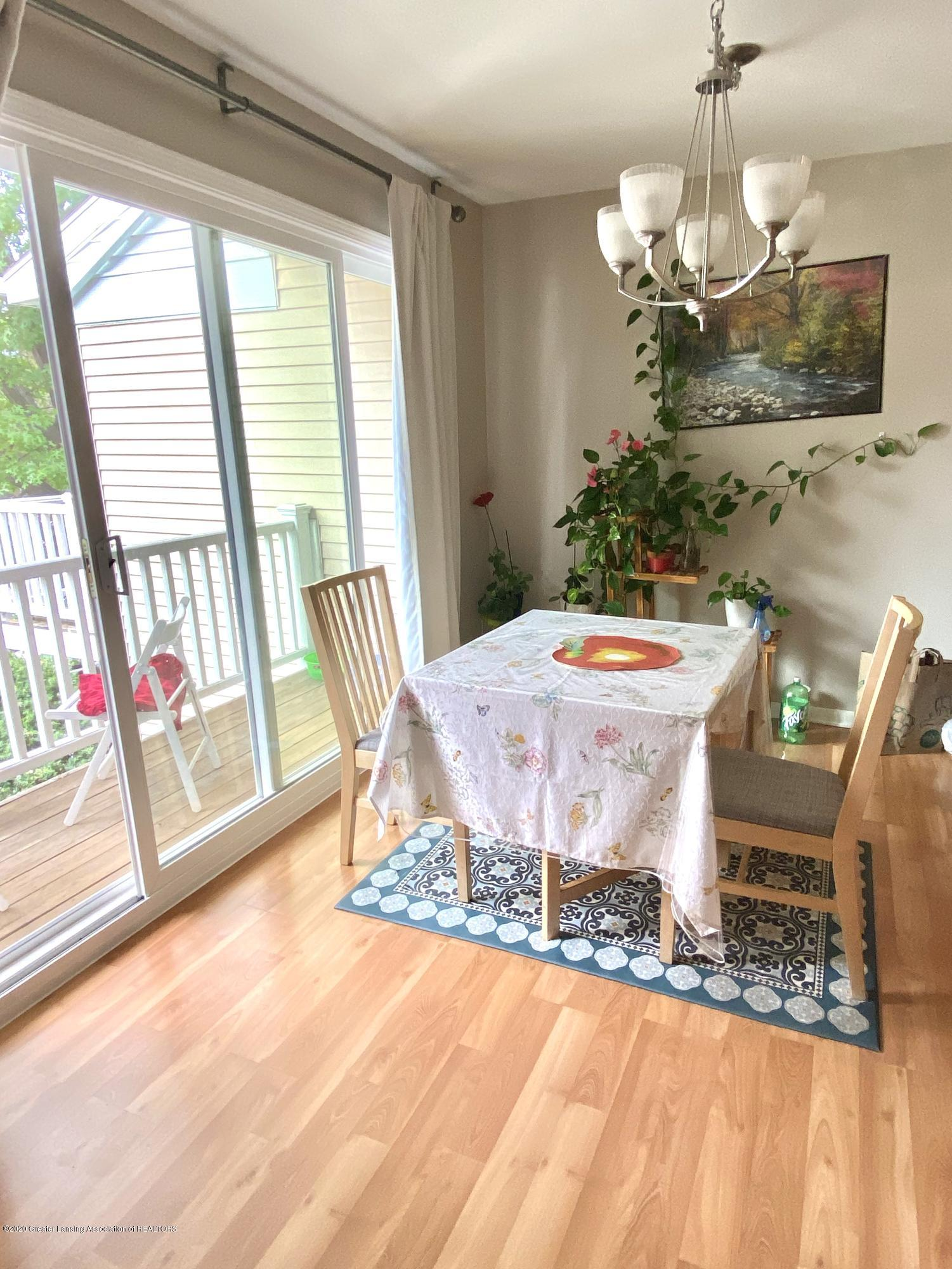 2024 Hamilton Rd 204 - Dining combo with slider to balcony - 7