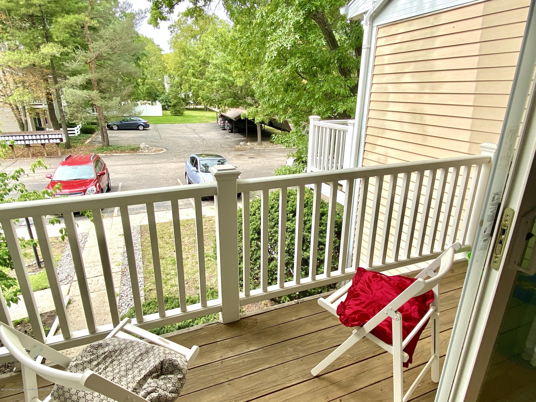 2024 Hamilton Rd 204 - Balcony - private - 8