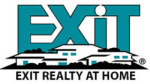 EXIT Realty At Home logo