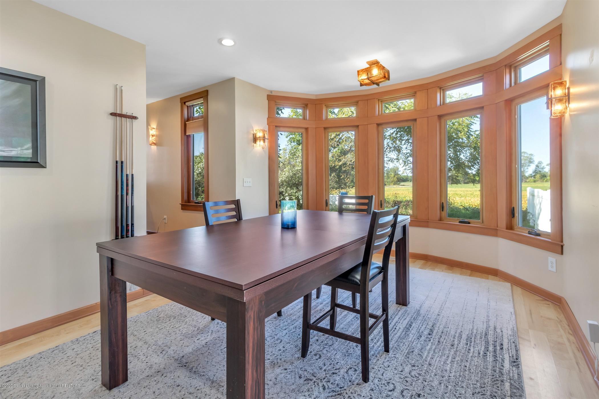 7346 W Cutler Rd - BAY WINDOW DINING ROOM - 18