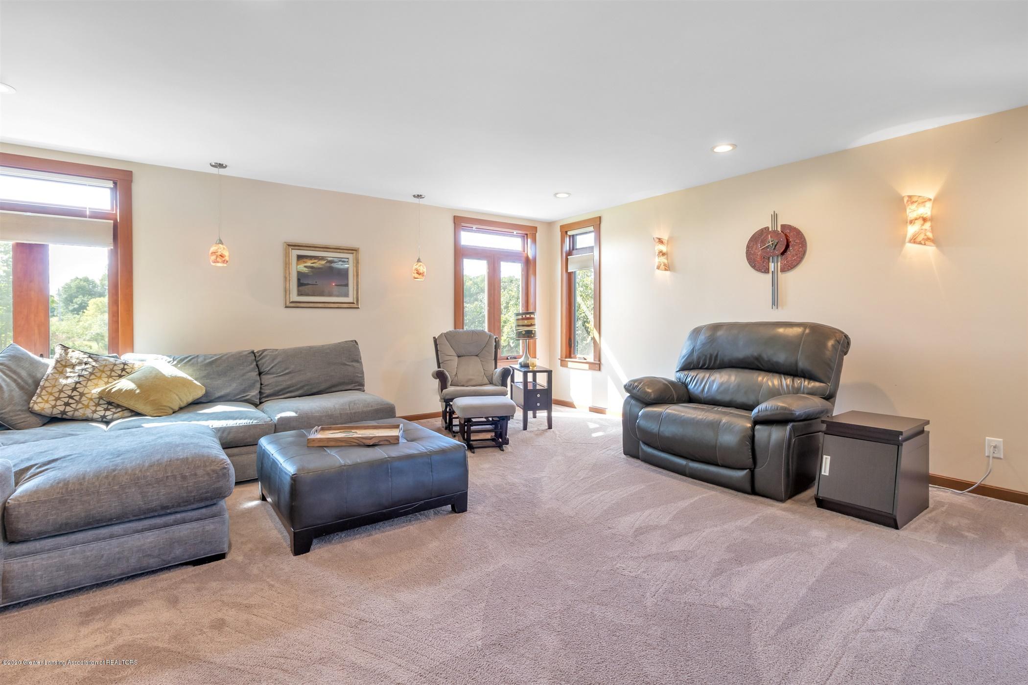 7346 W Cutler Rd - LIVING ROOM BEAUTIFUL VIEWS OF SUNSET - 30