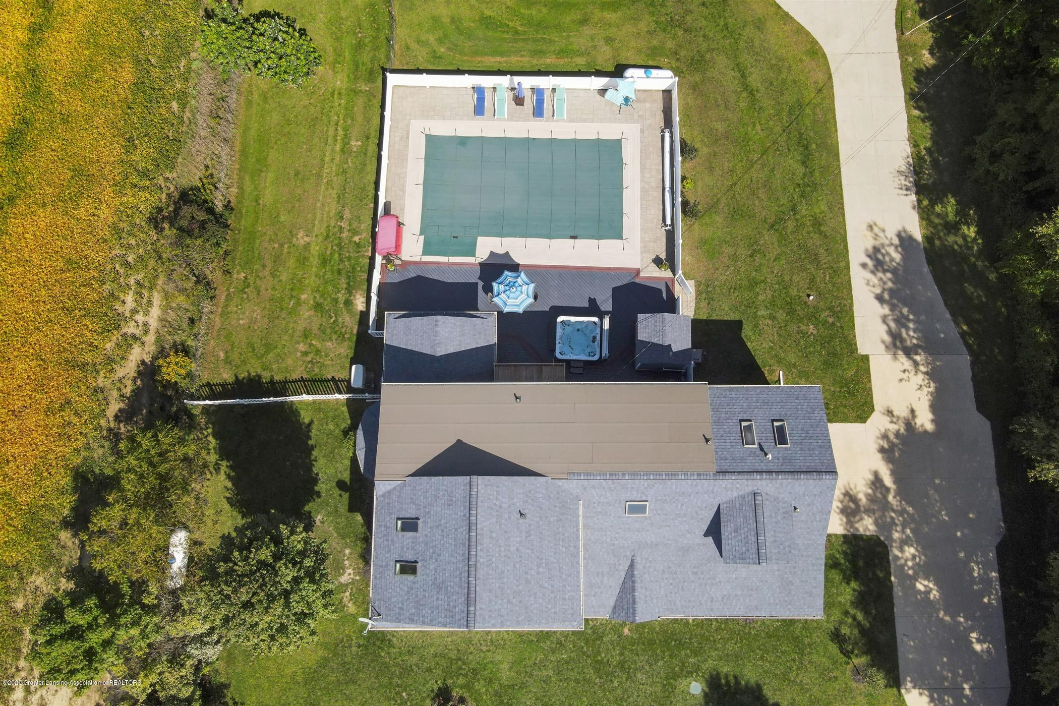 7346 W Cutler Rd - EAGLE EYE VIEW ABOVE HOME - 71