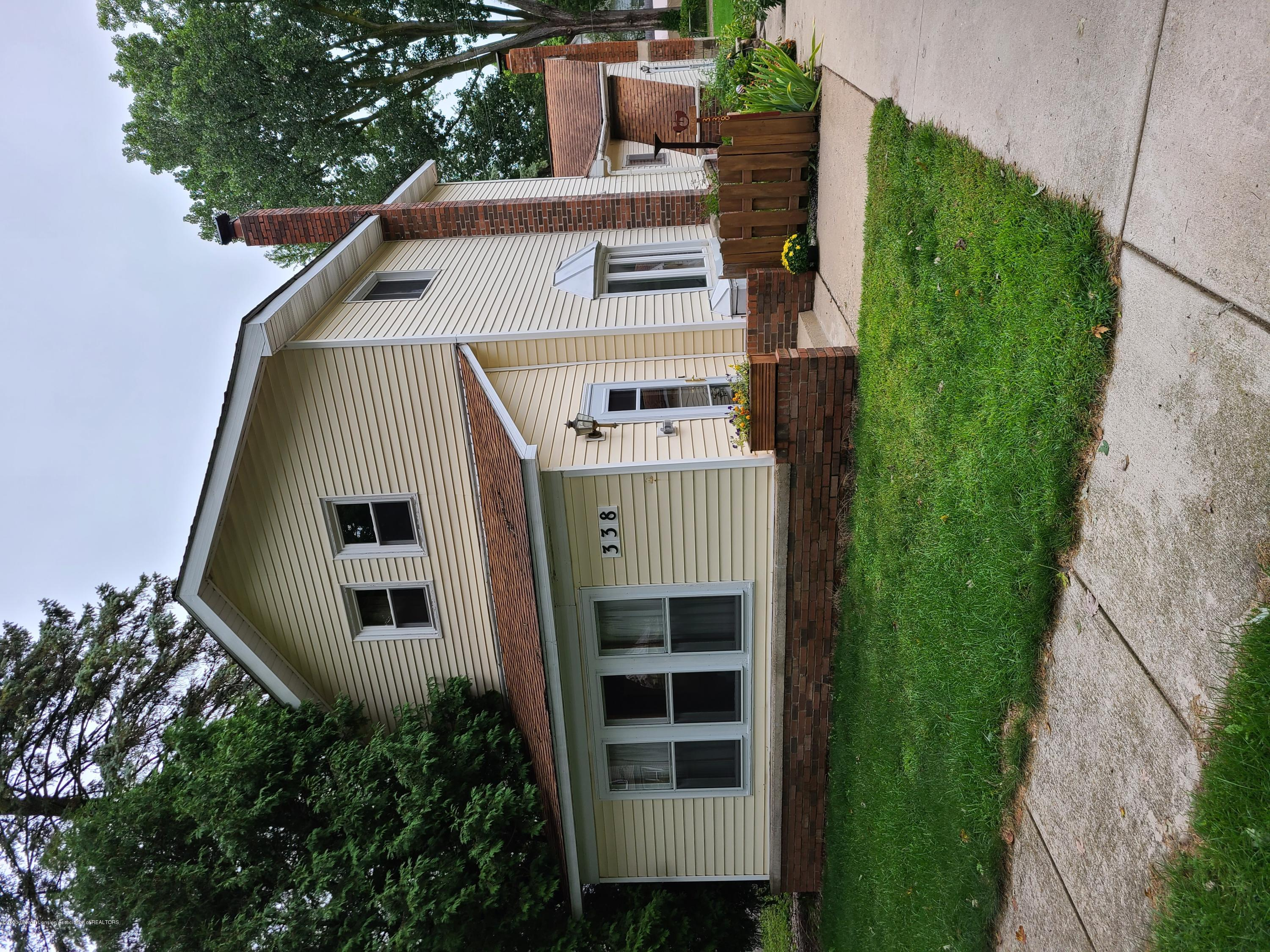 338 N Green St - front - 1