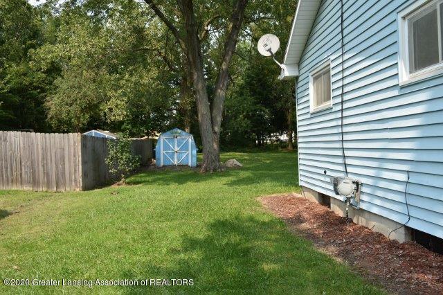 4696 Tolland Ave - 4  Back side shed - 4