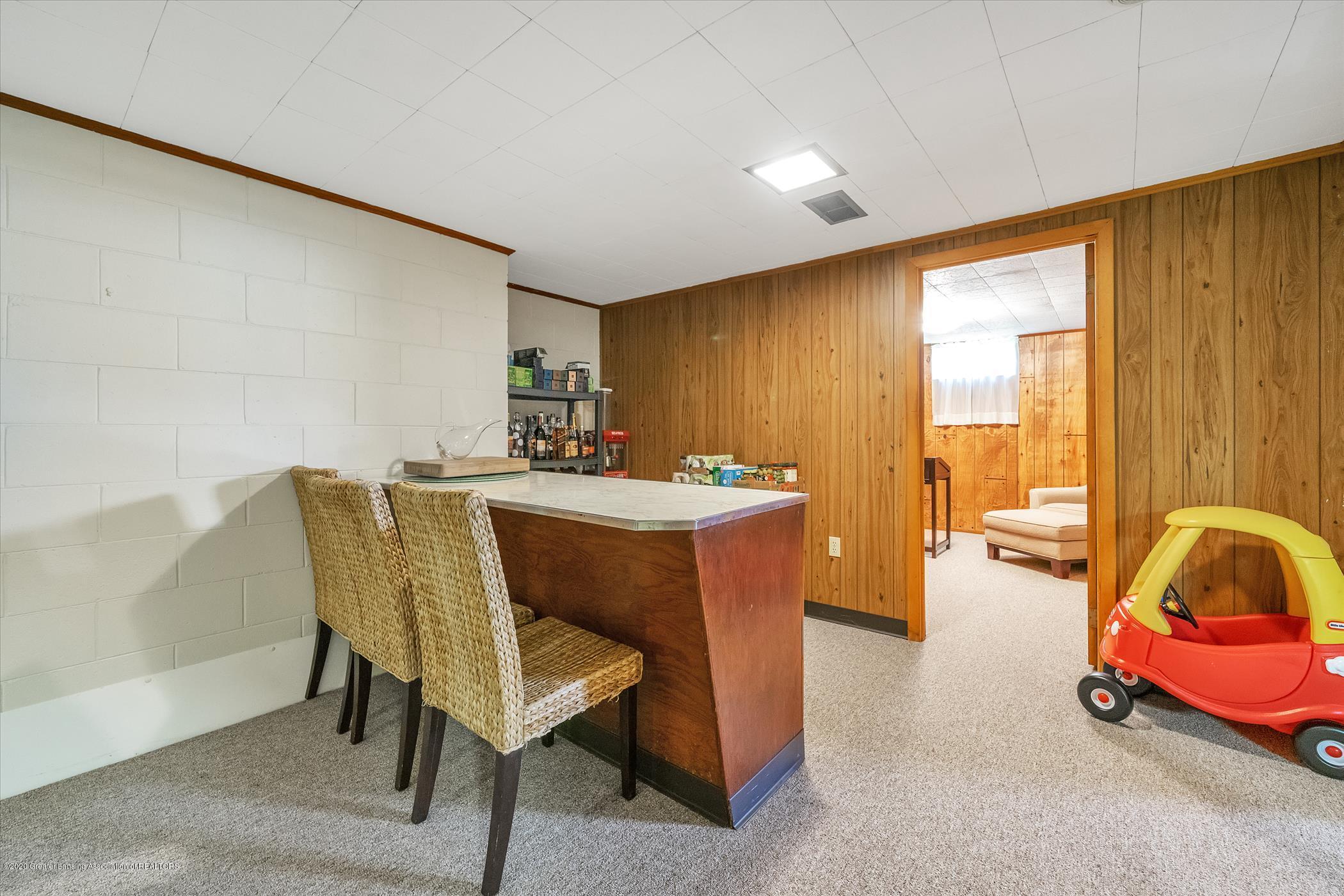 3087 Sandhill Rd - Lower Level Bar - 18