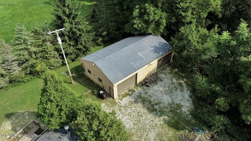 910 N Clark Rd - Aerial pole barn - 29