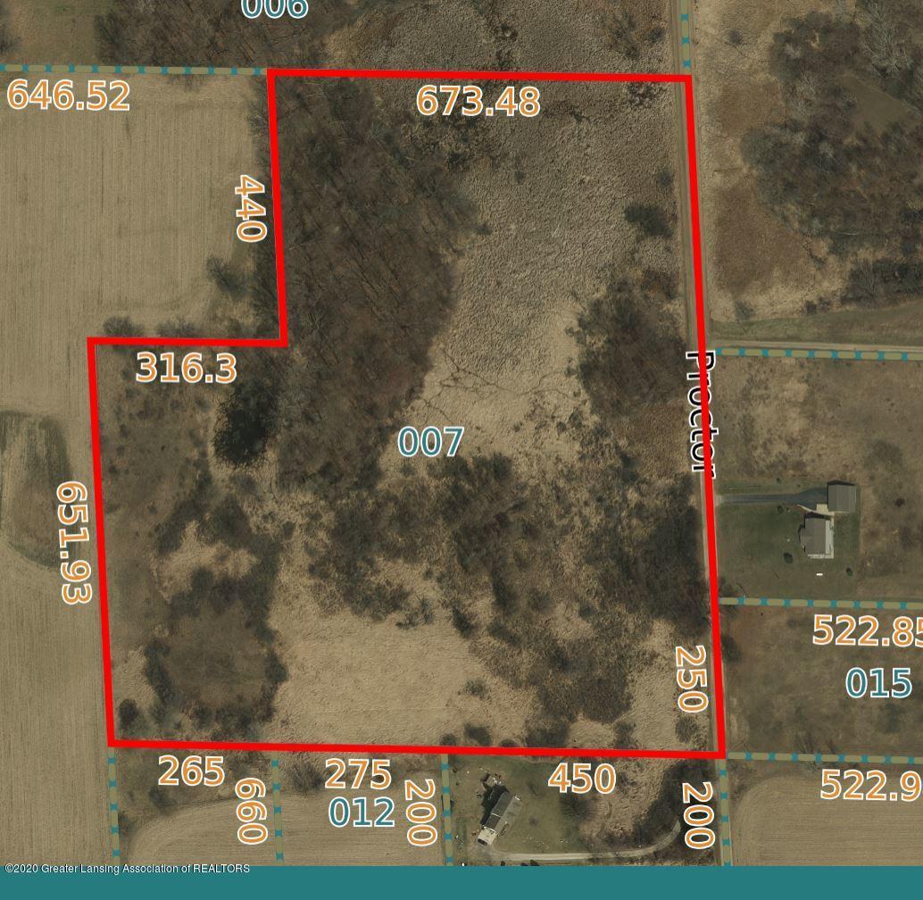 V/L Proctor Rd - Picture 21 acres - 1