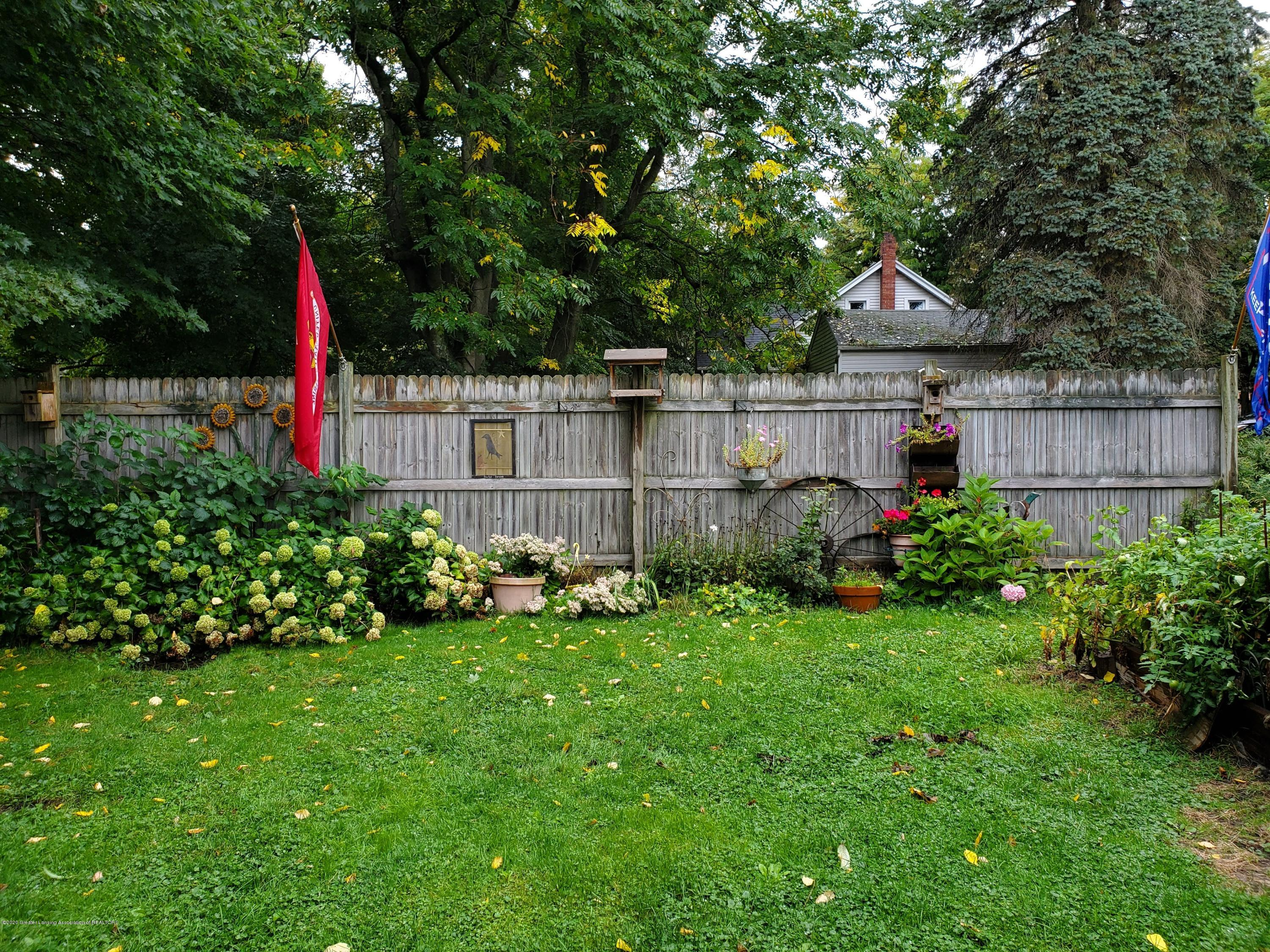 108 E 2nd N St - Back Yard - 4
