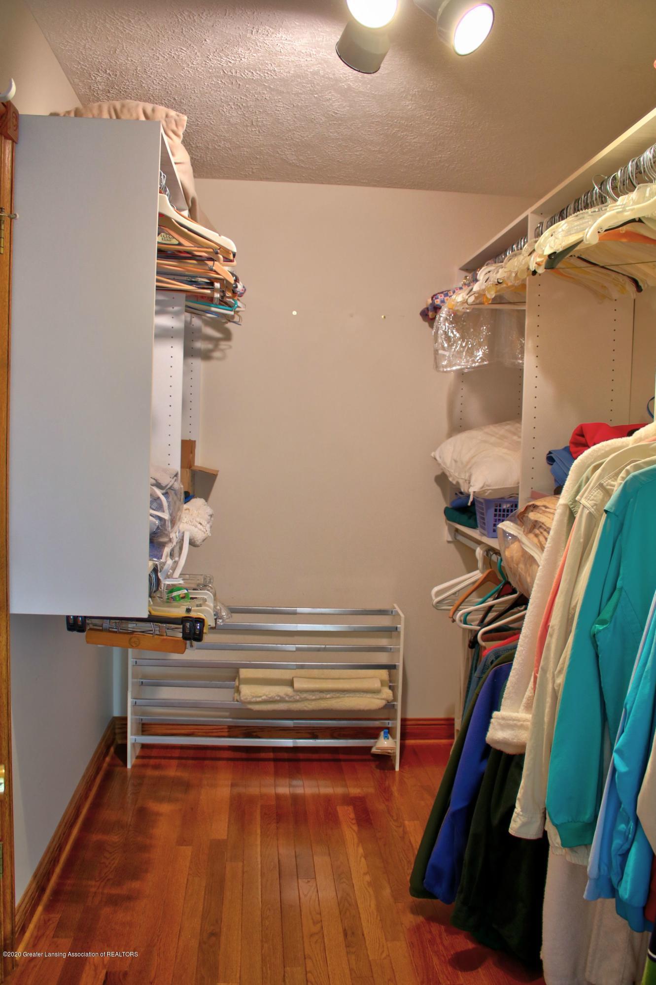 845 Lamb Rd - master closet - 22