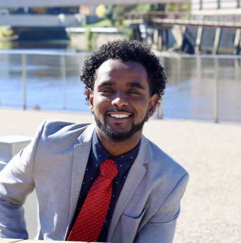 Mohamed Abukar agent image