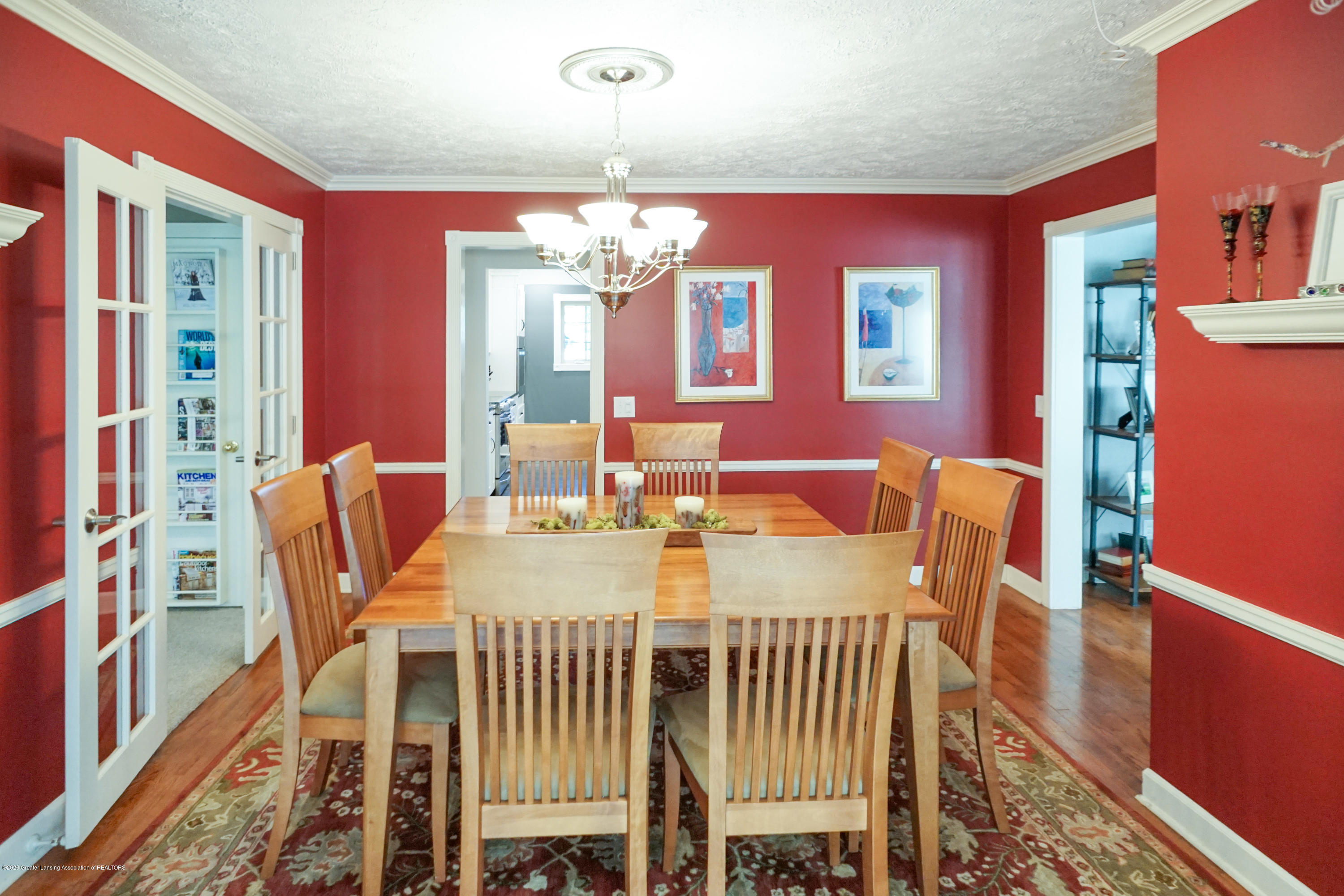 614 Whitehills Dr - 2 double doors to family room addition - 18