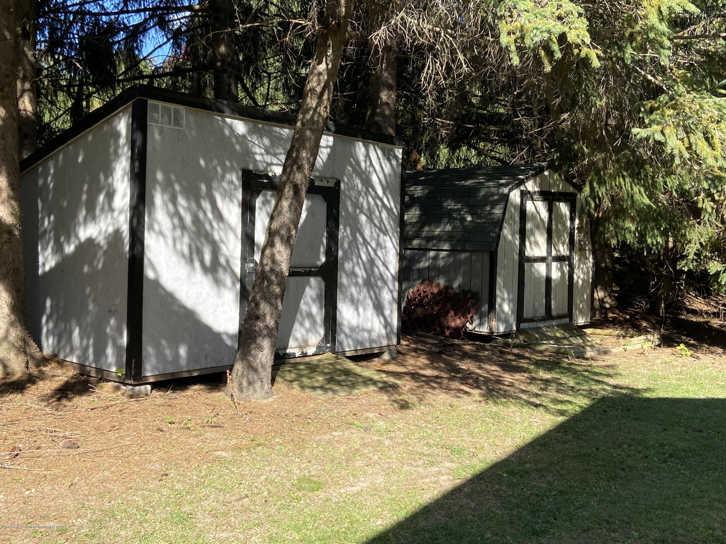 11801 Woodbury Rd - Storage sheds - 25