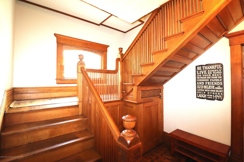 337 S Sheldon St - 4 Foyer Stairs - 4