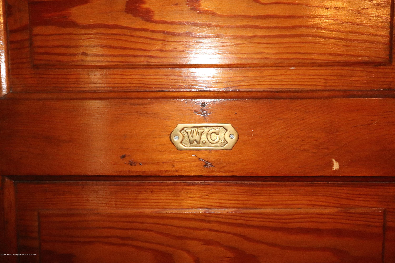 337 S Sheldon St - Water Closet Bath Door - 26