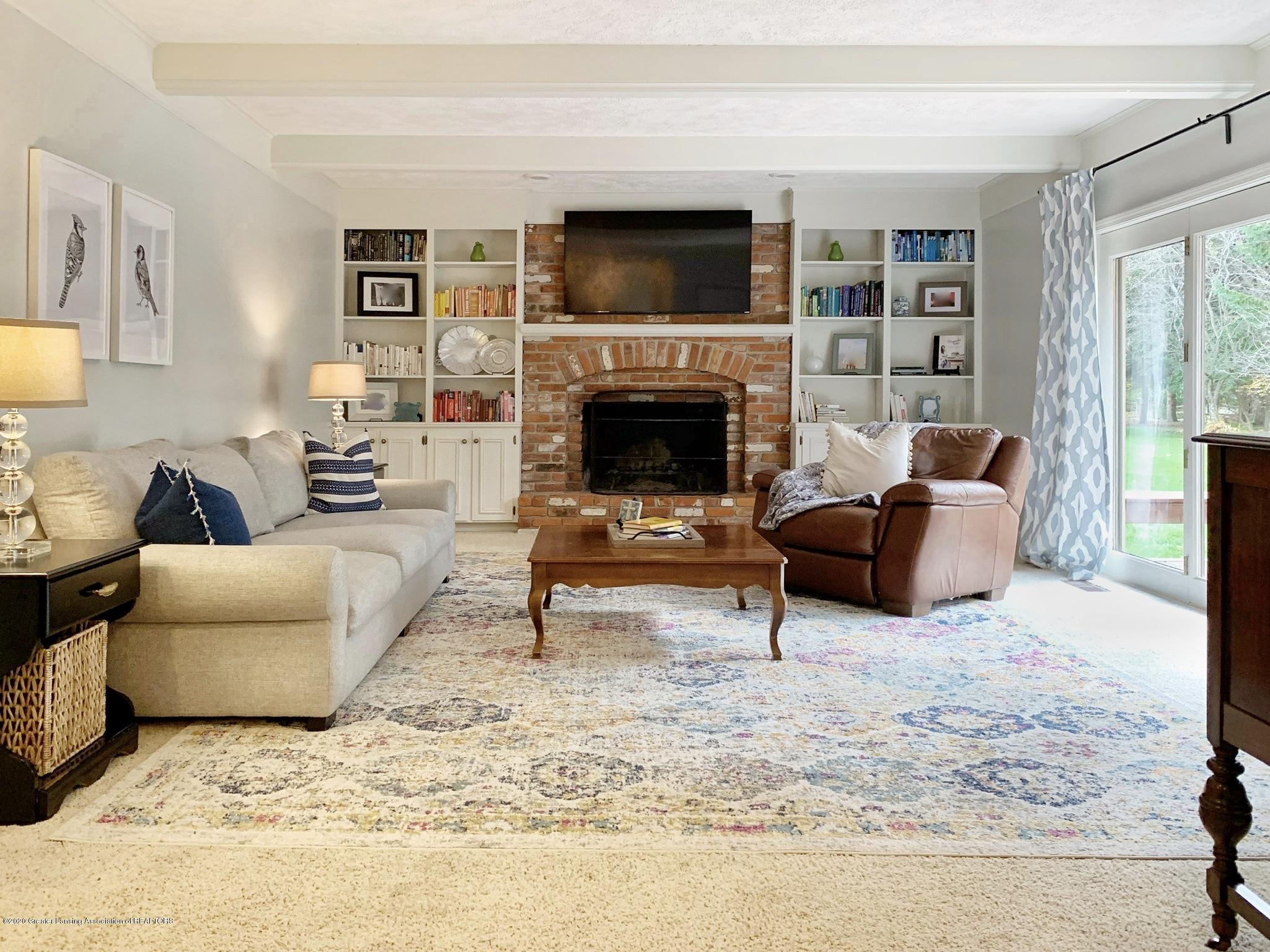2139 Woodfield Rd - Living Room - 2