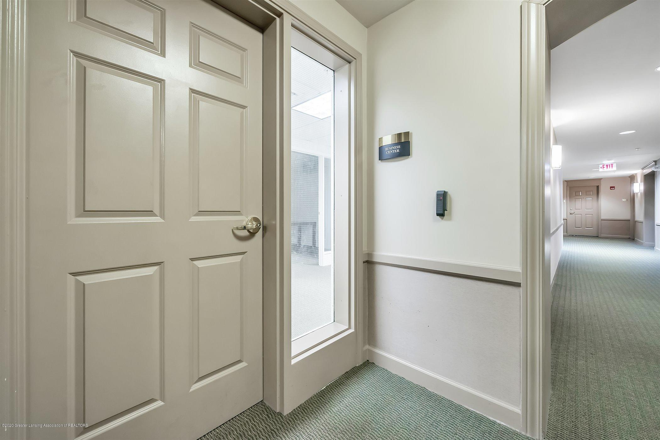 220 M. A. C. Ave Apt 409 - Entrance to Business Center - 29