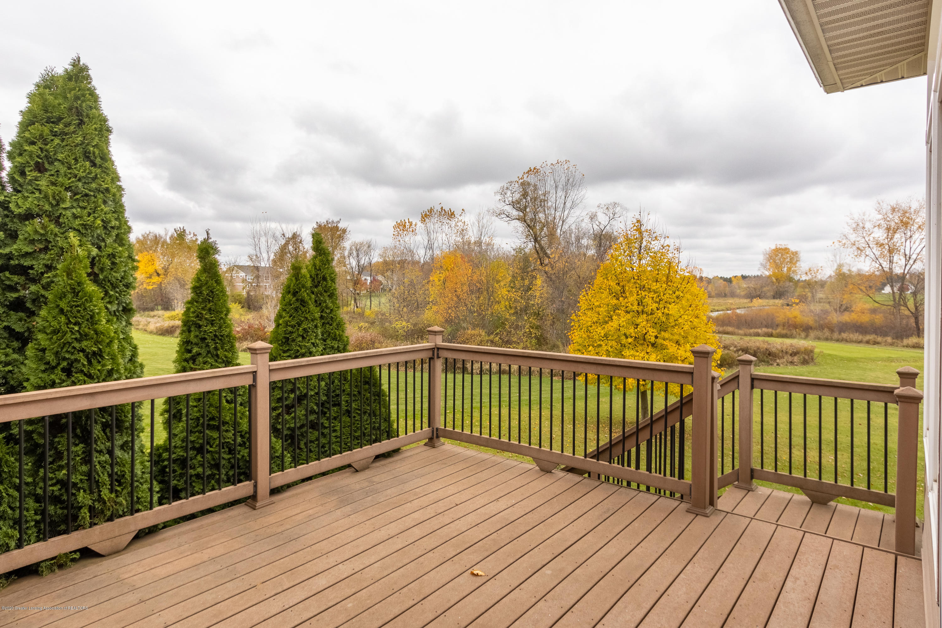 3929 Baulistrol Dr - View from Back Deck - 70
