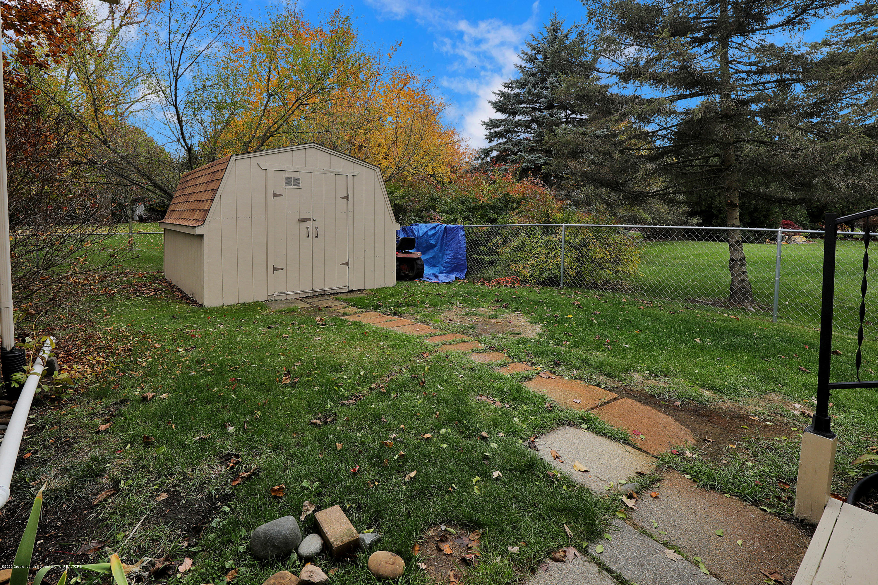 12981 Dundee Dr - Shed - 30