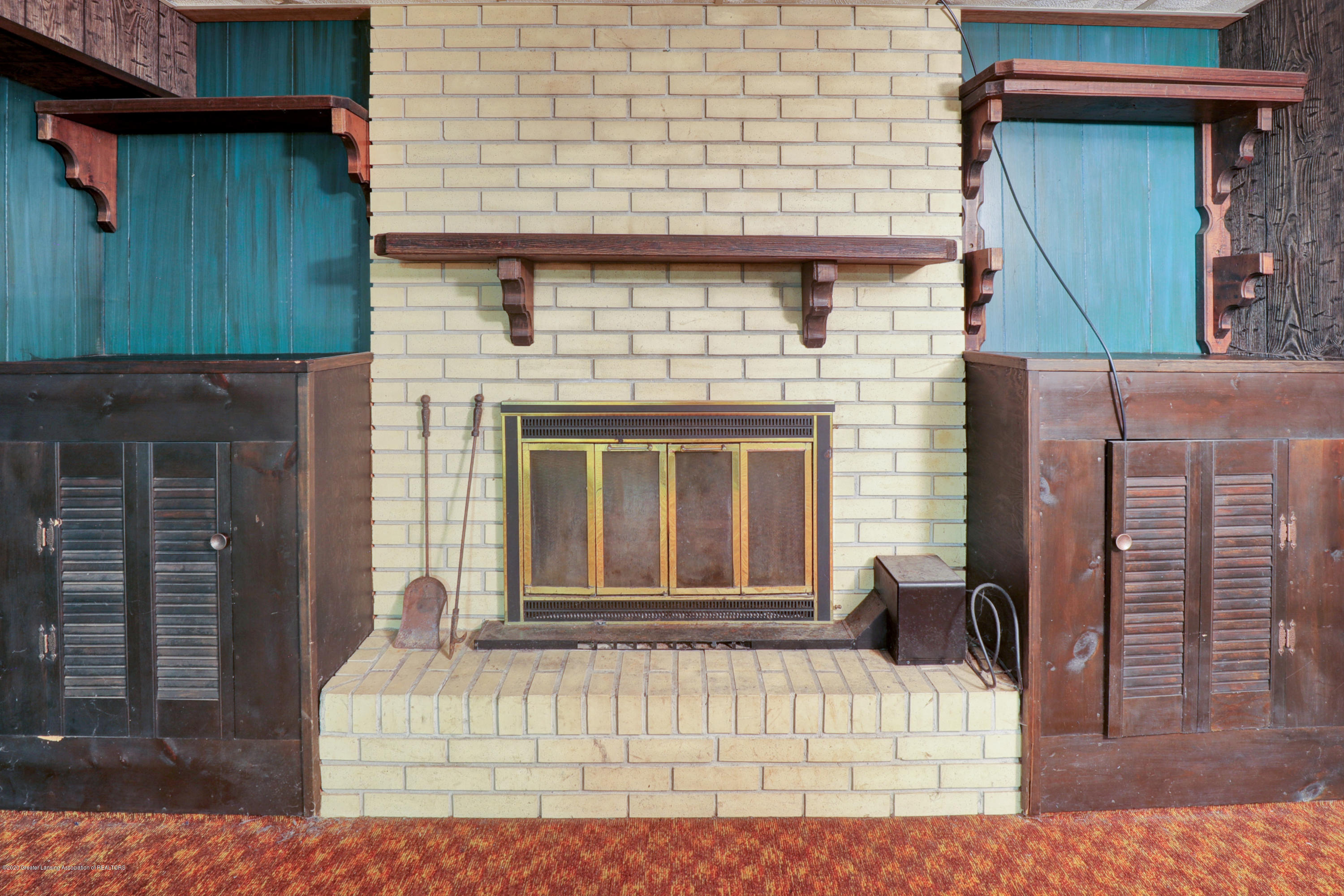 12981 Dundee Dr - fireplace - 25