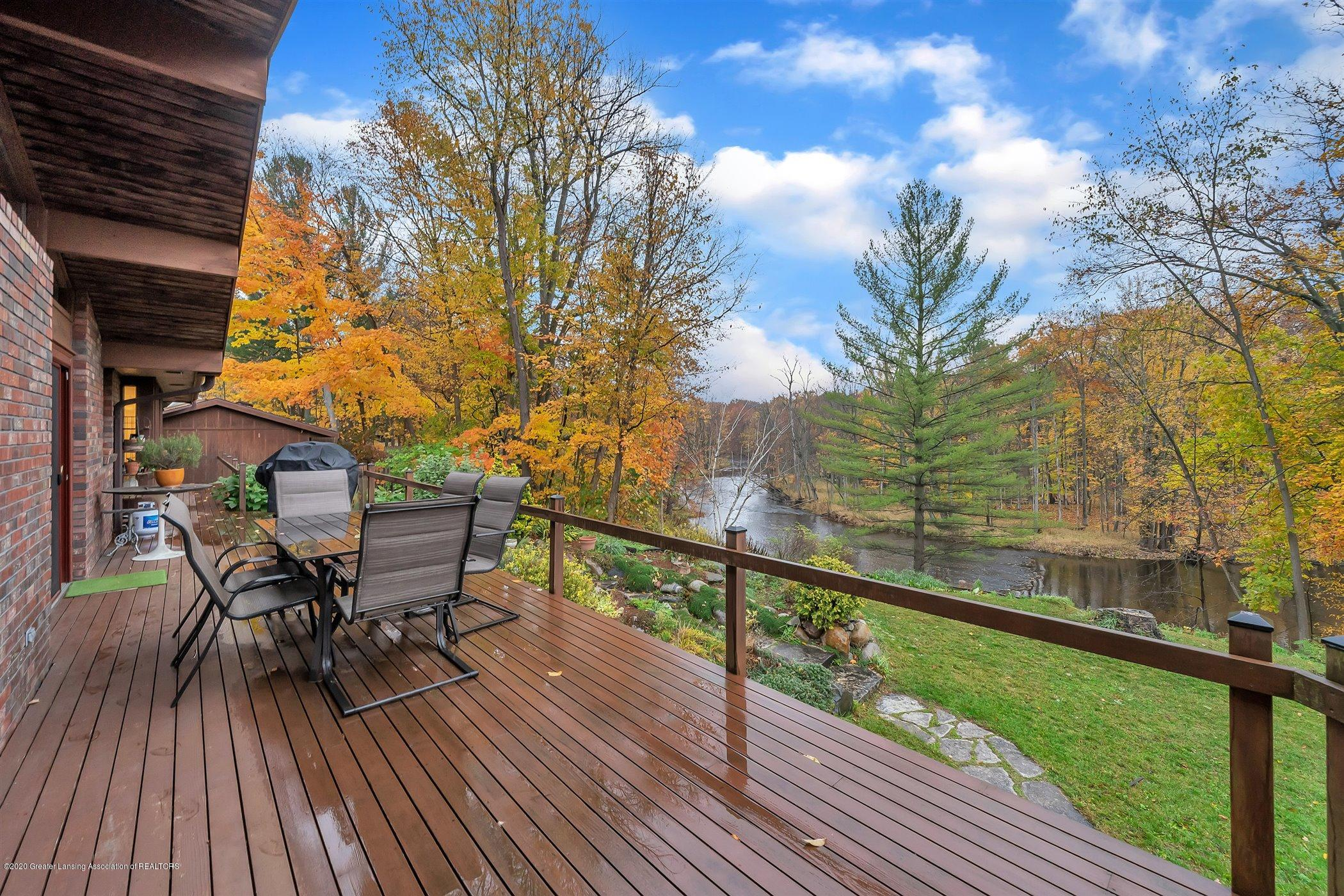 11700 Eden Trail - EXTERIOR Deck View - 32