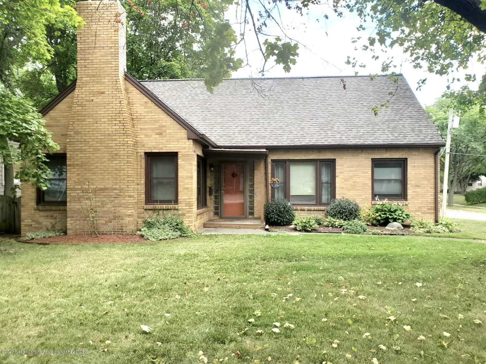 938 Coolidge Rd - Frontal View - 1