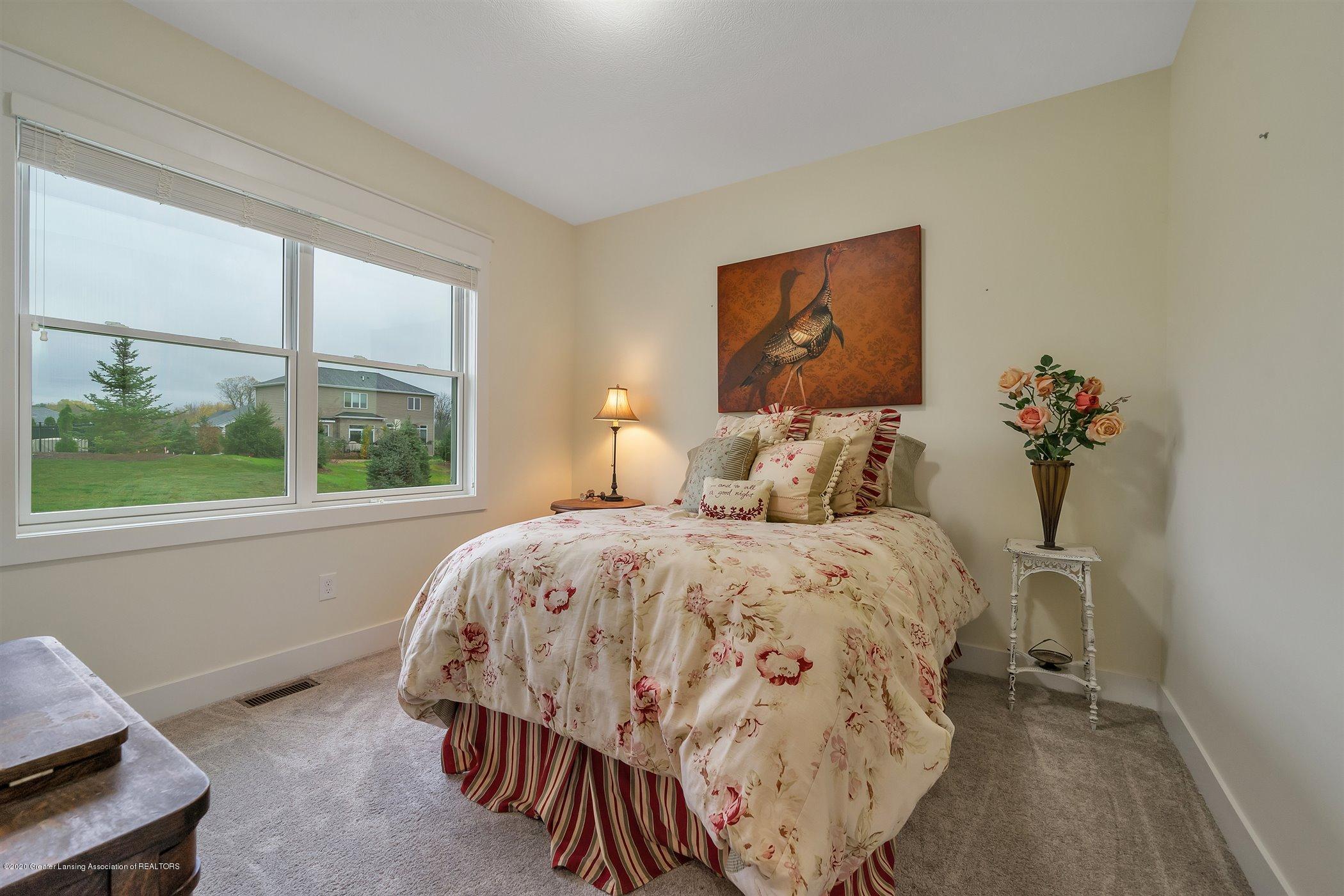 6090 Sleepy Hollow Ln - (26) MAIN FLOOR Bedroom 2 - 27